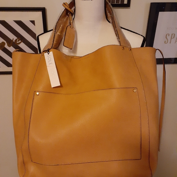Sole Society Oversized Tote